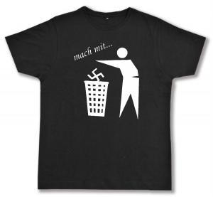 Fairtrade T-Shirt: Mach mit ...