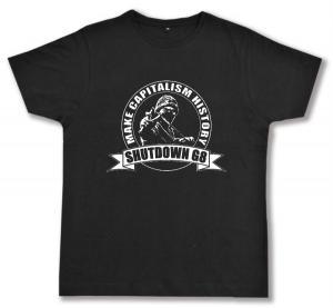 Fairtrade T-Shirt: Make Capitalism History