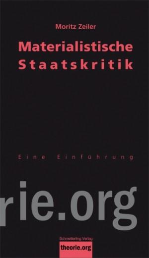 Buch: Materialistische Staatskritik