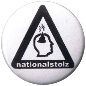 37mm Magnet-Button: Nationalstolz