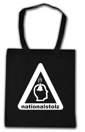 Baumwoll-Tragetasche: Nationalstolz
