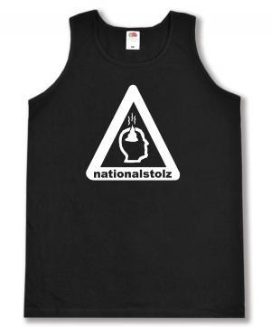 Man Tanktop: Nationalstolz
