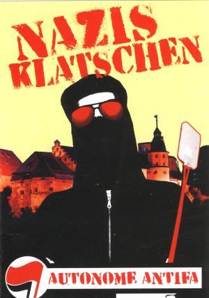 Aufkleber-Paket: Nazis Klatschen