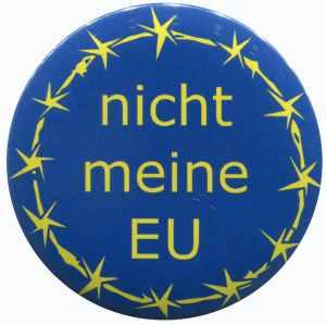 25mm Button: nicht meine EU