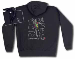 Kapuzen-Jacke: Niki de Saint Phalle Linksjugend