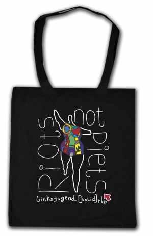 Baumwoll-Tragetasche: Niki de Saint Phalle Linksjugend