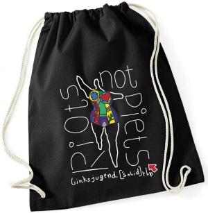 Sportbeutel: Niki de Saint Phalle Linksjugend