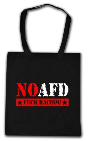 Baumwoll-Tragetasche: No AFD