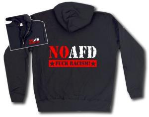 Kapuzen-Jacke: No AFD