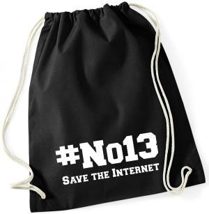 Sportbeutel: #no13