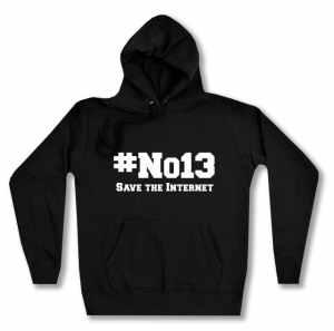 Woman Kapuzen-Pullover: #no13