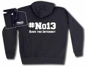 Kapuzen-Jacke: #no13