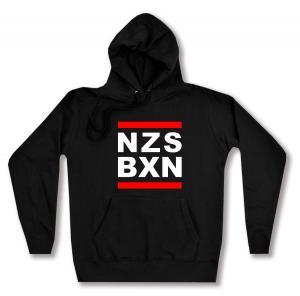 taillierter Kapuzen-Pullover: NZS BXN