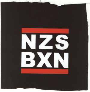 Aufnäher: NZS BXN