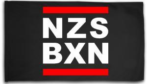Fahne / Flagge (ca. 150x100cm): NZS BXN