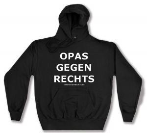 Kapuzen-Pullover: Opas gegen Rechts