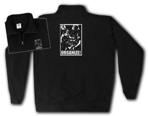 Sweat-Jacket: Organize