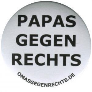 50mm Button: Papas gegen Rechts