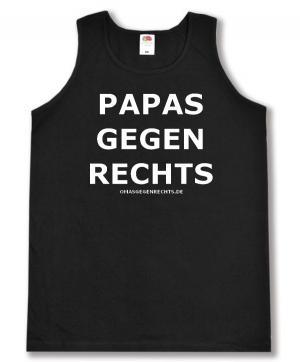 Tanktop: Papas gegen Rechts