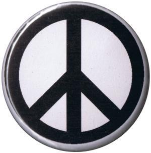 37mm Button: Peacezeichen