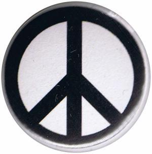 37mm Magnet-Button: Peacezeichen