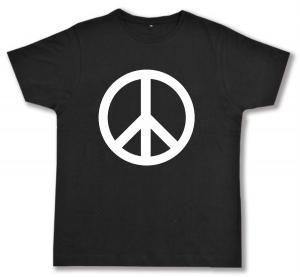 Fairtrade T-Shirt: Peacezeichen