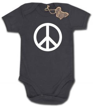 Babybody: Peacezeichen