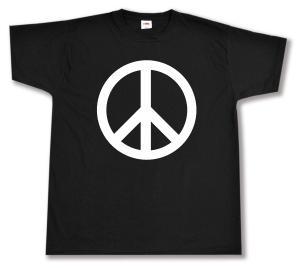 T-Shirt: Peacezeichen