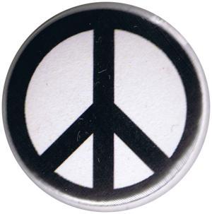 25mm Button: Peacezeichen