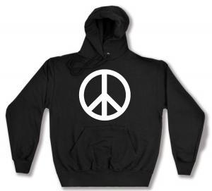 Kapuzen-Pullover: Peacezeichen