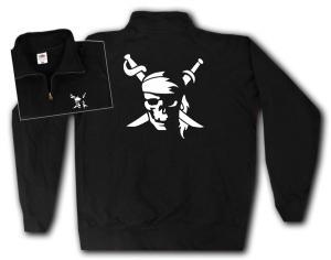 Sweat-Jacket: Pirate