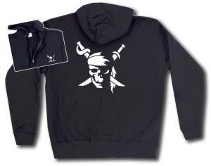 Kapuzen-Jacke: Pirate