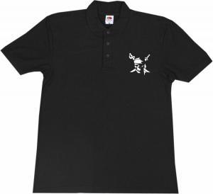 Polo-Shirt: Pirate