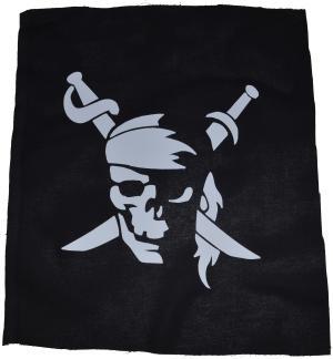 Rückenaufnäher: Pirate