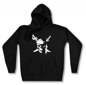 taillierter Kapuzen-Pullover: Pirate