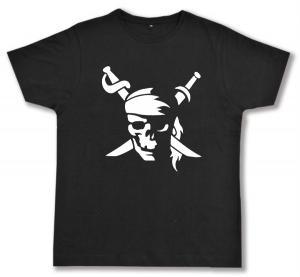 Fairtrade T-Shirt: Pirate