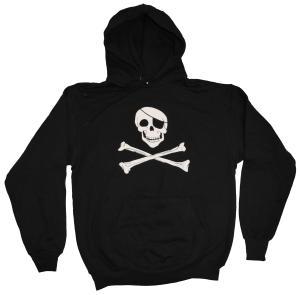 Kapuzen-Pullover: Piraten