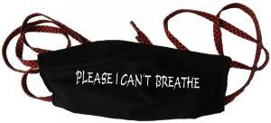 Mundmaske: Please, I can´t breathe