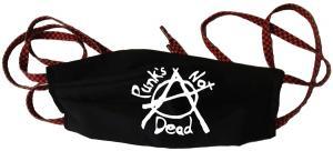 Mundmaske: Punks not Dead (Anarchy)