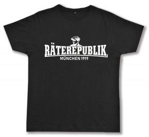 Fairtrade T-Shirt: Räterepublik München 1919