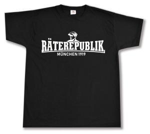 T-Shirt: Räterepublik München 1919