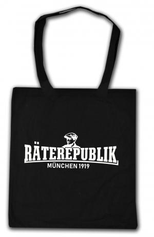 Baumwoll-Tragetasche: Räterepublik München 1919