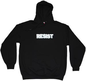 Kapuzen-Pullover: Resist