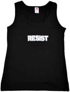 Tanktop: Resist