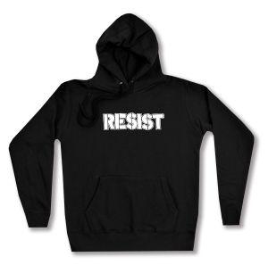 taillierter Kapuzen-Pullover: Resist