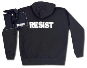Kapuzen-Jacke: Resist
