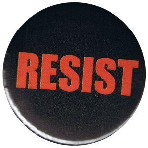 50mm Button: RESIST