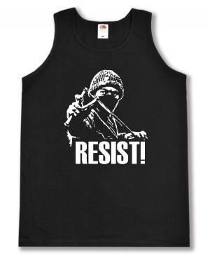 Tanktop: Resist!