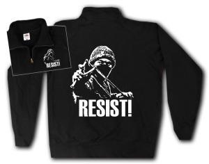 Sweat-Jacket: Resist!