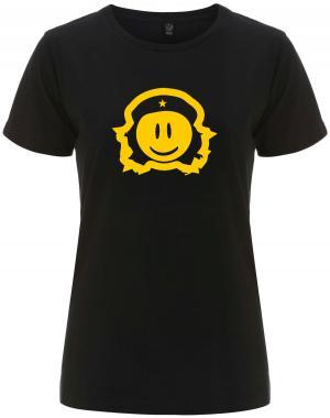 tailliertes Fairtrade T-Shirt: Revolusmile
